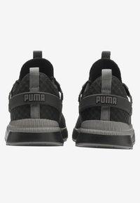 Puma - Trainers -  black/charcoal grey - 4