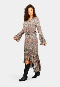 Isla Ibiza Bonita - MECA - Pleated skirt - multicoloured - 4