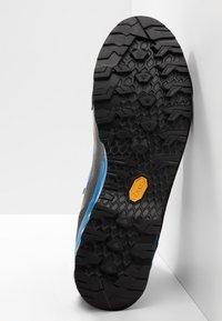 Mammut - KENTO GUIDE HIGH GTX MEN - Chaussures de montagne - dark gentian-freesia - 4