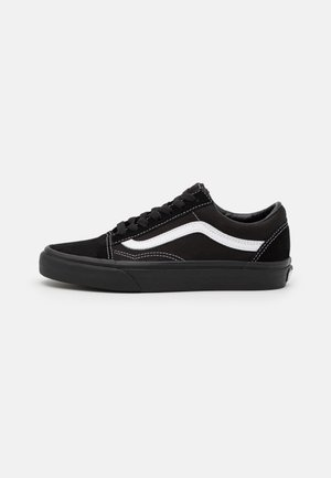 OLD SKOOL UNISEX - Baskets basses - black/true white