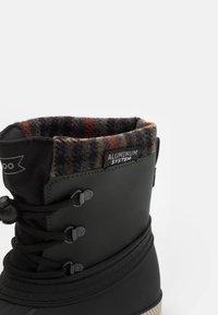 Friboo - Snowboots  - dark green - 5