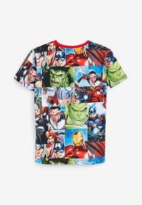 Next - AVENGERS - Print T-shirt - red - 1