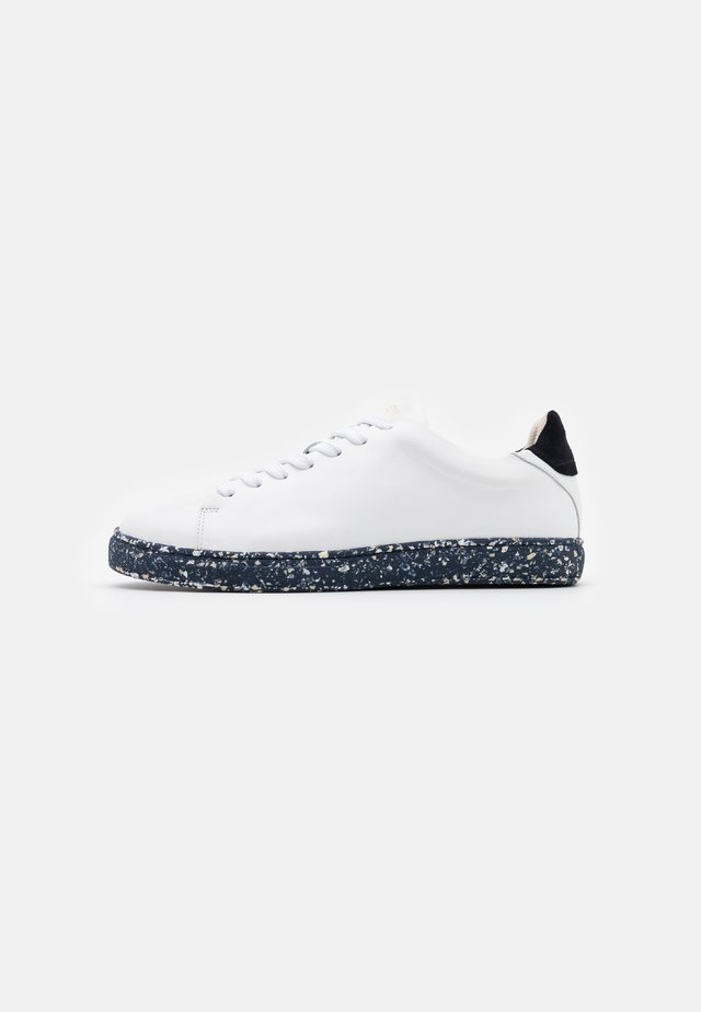 SLHDAVID NEW TRAINER - Sneakers basse - sky captain
