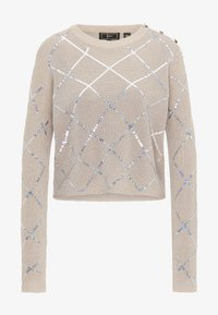 faina - Jumper - beige - 4