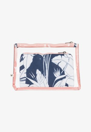 2PACK - Wash bag - mood indigo flying flowers s