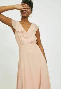 Vila - Maxi dress - misty rose - 3