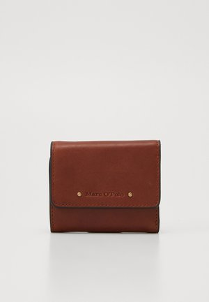 COMBI WALLET - Portemonnee - authentic cognac