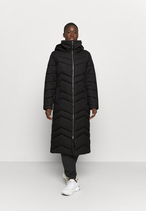 KYOTO LONG COAT - Vinterkåpe / -frakk - black