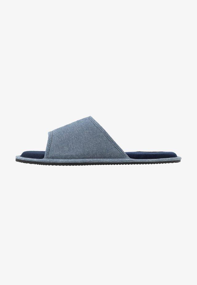 ANTERO - Domácí obuv - blue/navy