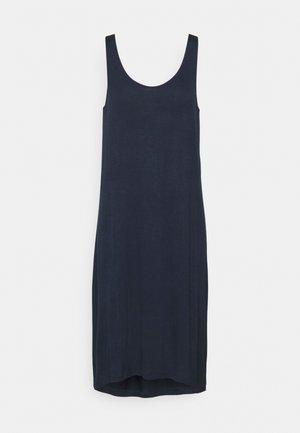 VIDINA DRESS - Jersey dress - navy blazer