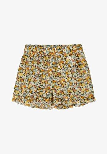 Shorts - persimmon