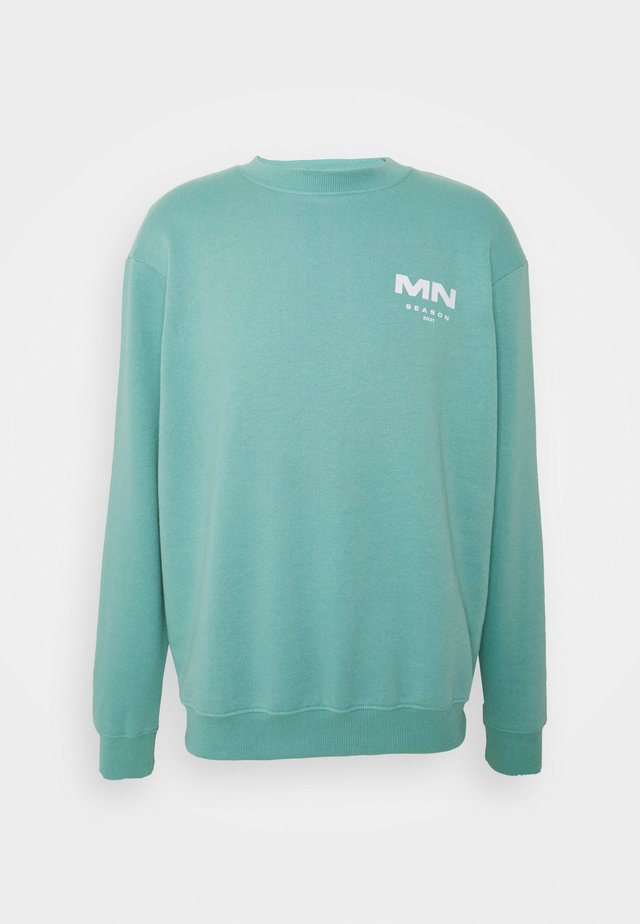 SEASON REGULAR UNISEX - Sweatshirt - blue