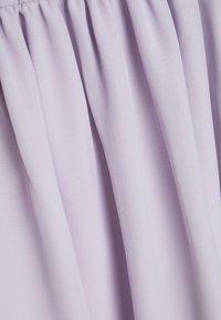 NA-KD - MINI DRESS - Koktejlové šaty/ šaty na párty - dusty lilac - 5