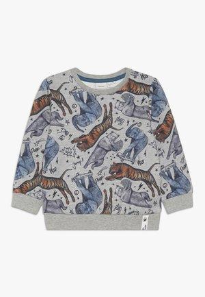 NMMRIO - Sweatshirt - grey melange