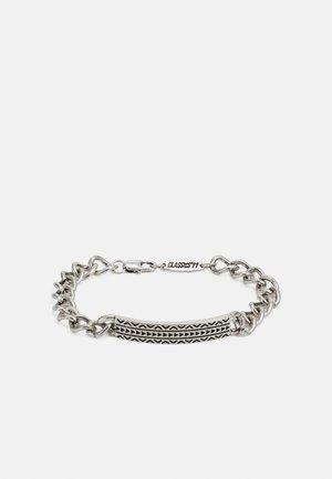 SUN RISE ARROW ID BRACELET - Bracelet - silver-coloured