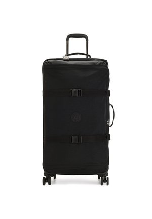 BASIC SPONTANEOUS L 4-ROLLEN TROLLEY 78 CM - Wheeled suitcase - black noir