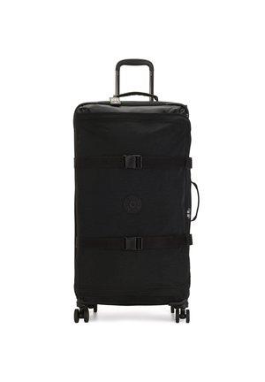 SPONTANEOUS L - Wheeled suitcase - black noir