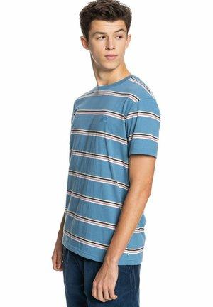 Print T-shirt - captain blue coreky