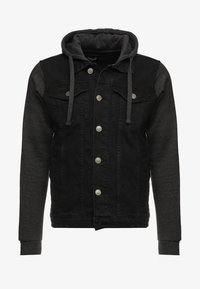 Brave Soul - Farkkutakki - black/ dark grey - 3