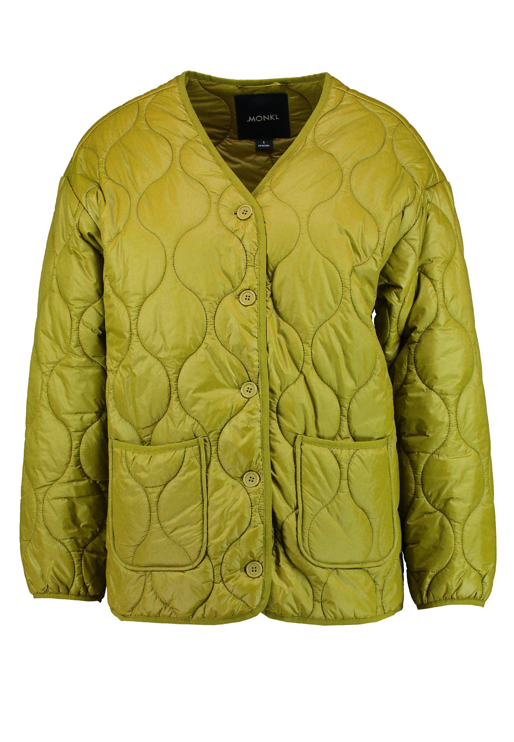 Monki ISA LINER JACKET Lett jakke green Zalando.no