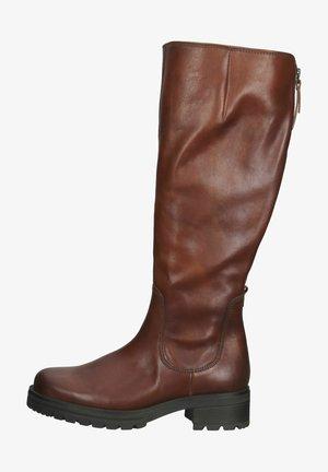 Boots - sattel/ef (flausch)