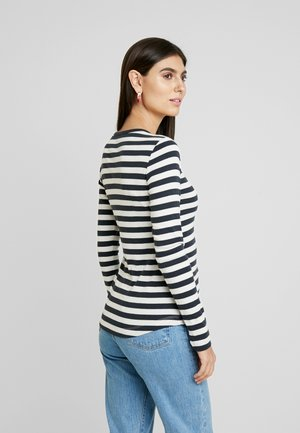 LONG SLEEVE ROUND NECK - Long sleeved top - combo