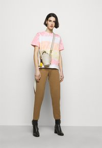 See by Chloé - Print T-shirt - multicolor - 1