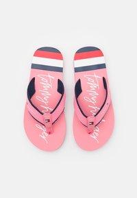 Tommy Hilfiger - T-bar sandals - pink - 3