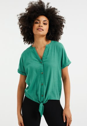 MET DESSIN - Blouse - mint green