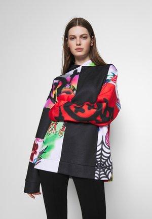 OVERSIZED HOODIE - Bluza z kapturem - multi-coloured