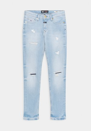 LIGHT DESTROYED - Jeans Skinny Fit - freezd