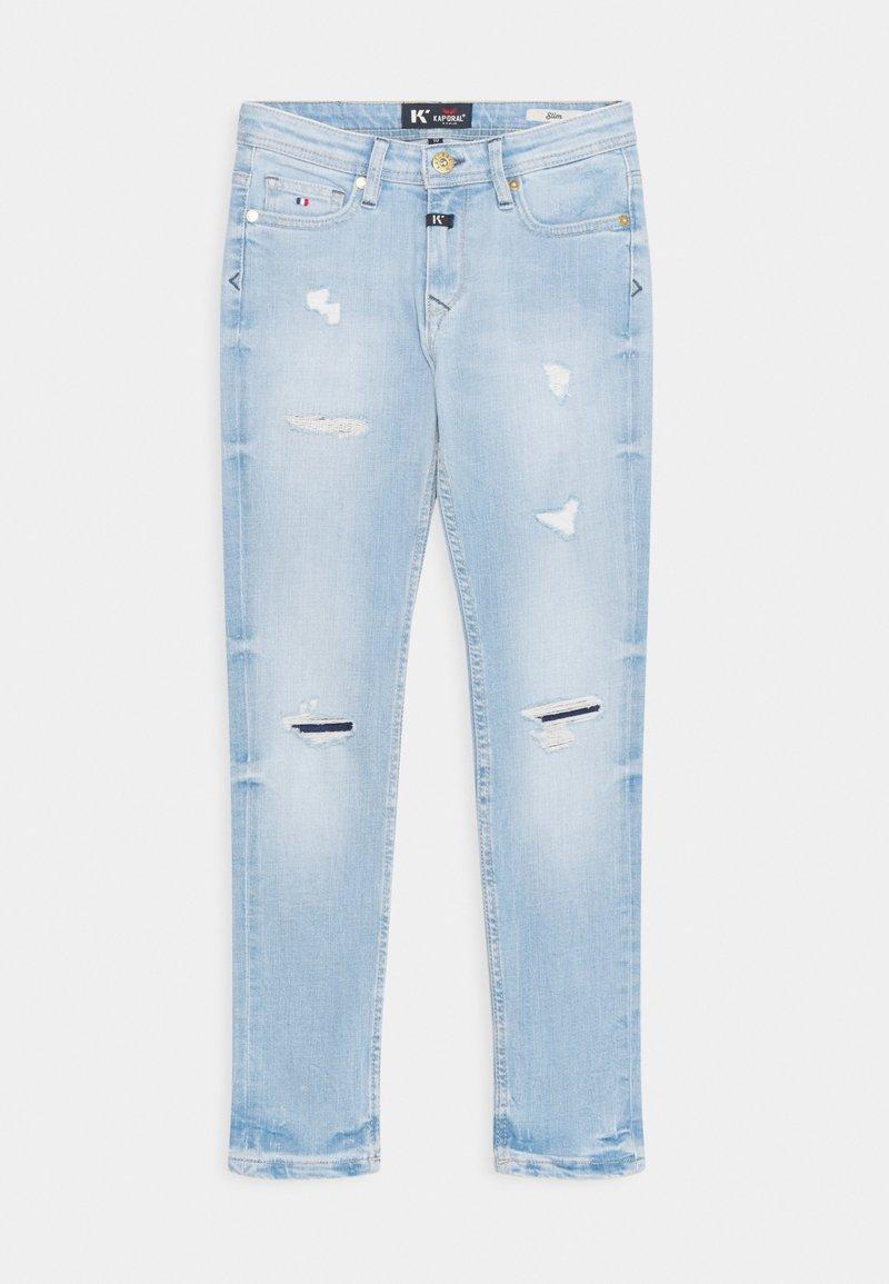 Kaporal - LIGHT DESTROYED - Jeans Skinny Fit - freezd