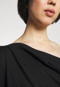 Vivienne Westwood - UTAH DRESS - Jersey dress - black - 5