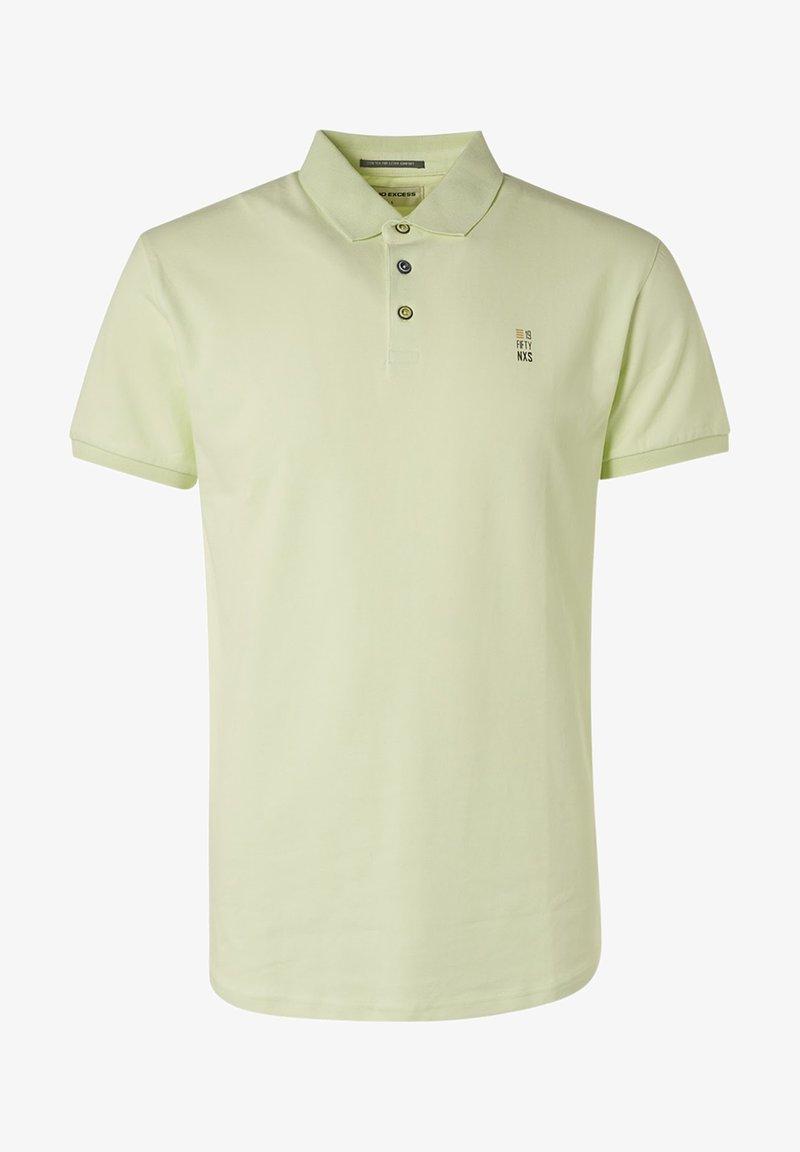 No Excess - Polo shirt - light green