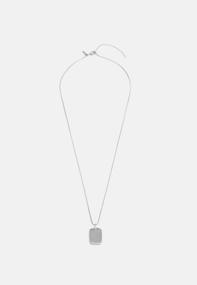 NECKLACE INTUITION - Necklace - silver-coloured