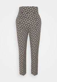 Pinko - NATALIA - Spodnie materiałowe - black - 4