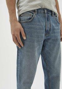 PULL&BEAR - Straight leg jeans - blue-grey - 3