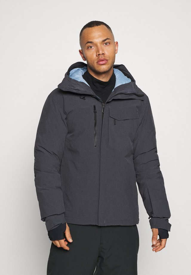 ARCTIC  - Ski jas - ebony/heather