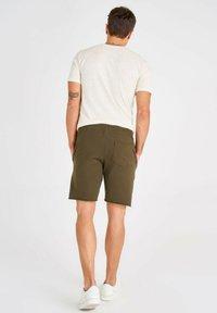 Trendyol - Shorts - green - 2