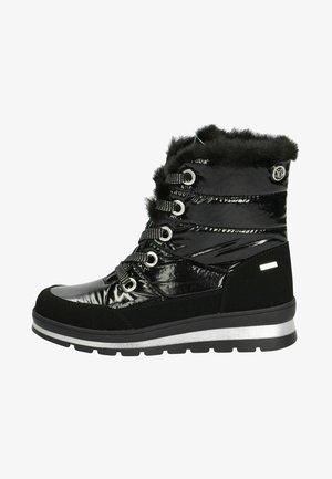 Winter boots - black comb