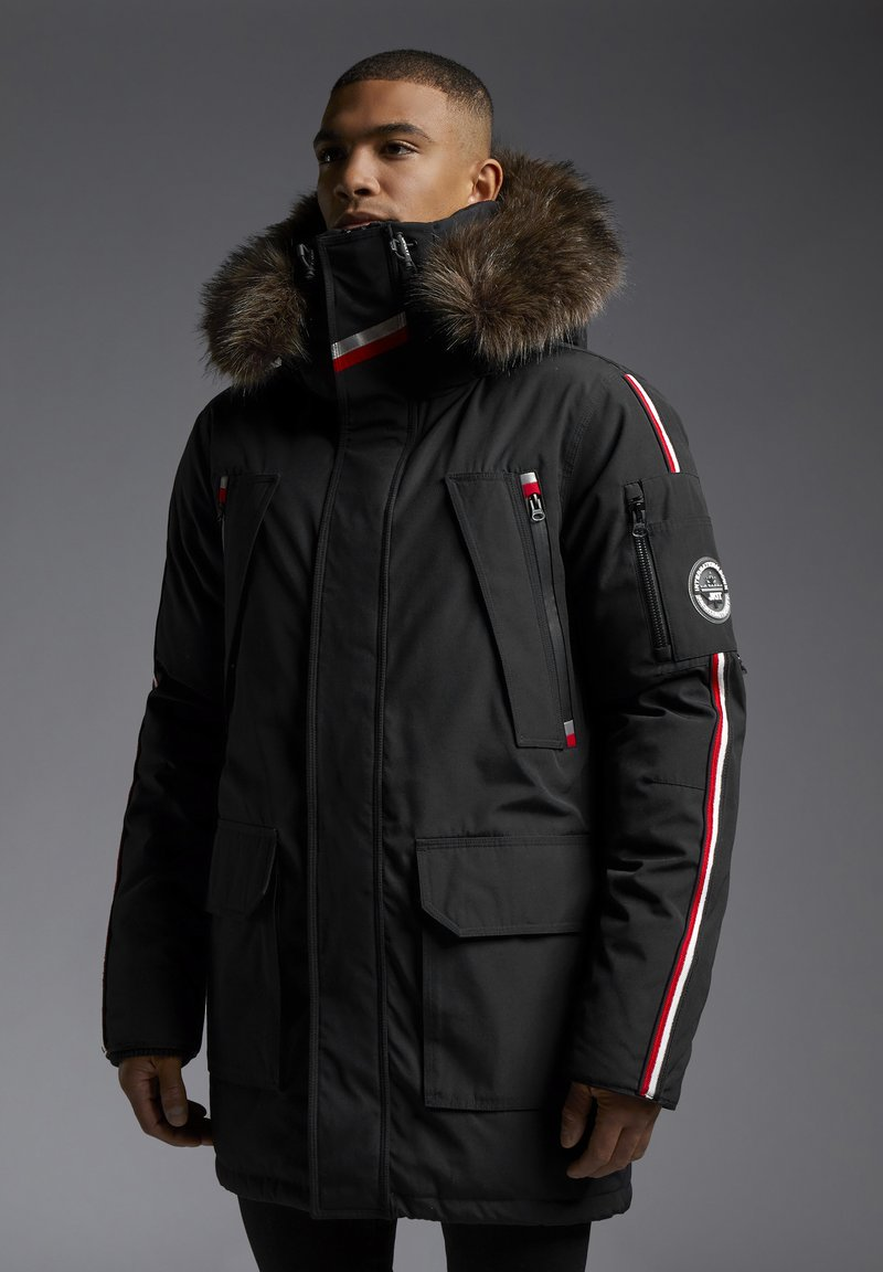 JACK1T - Down coat - black