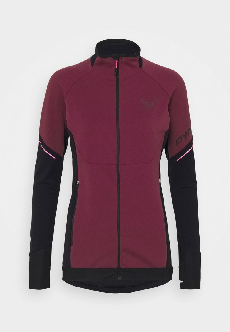 Dynafit - ALPINE WARM - Soft shell jacket - beet red