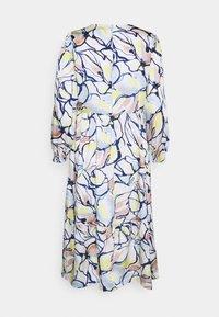 Rich & Royal - DRESS PRINTED - Day dress - pearl white - 2