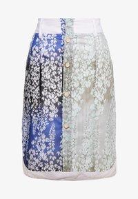 Strenesse - SKIRT - Pencil skirt - multi-coloured - 3