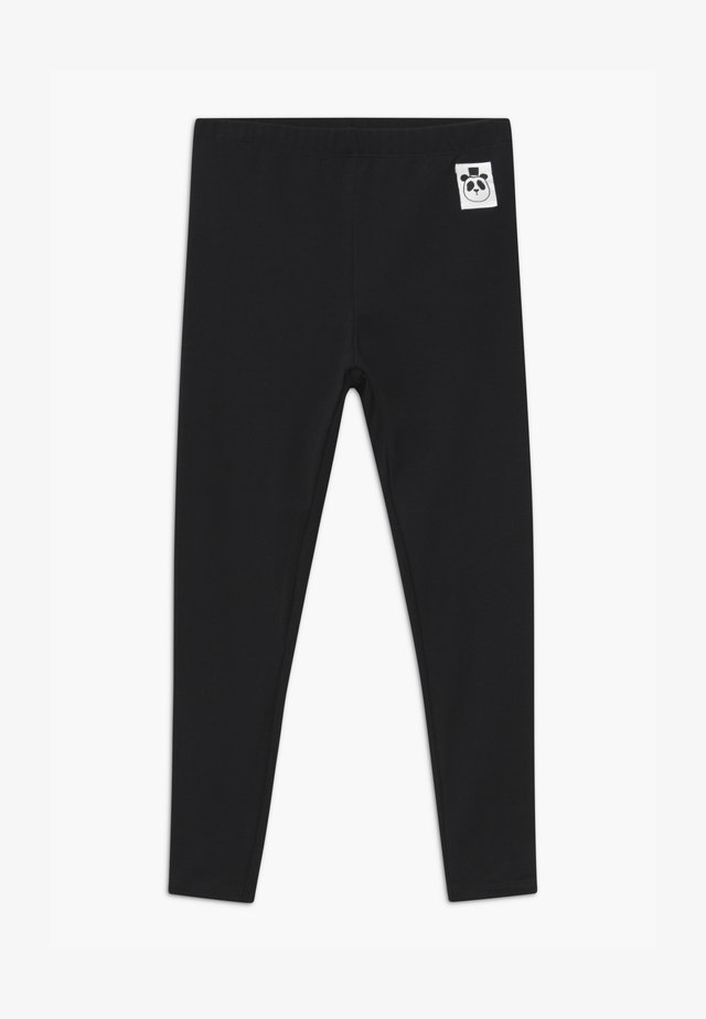 BABY BASIC UNISEX - Leggingsit - black