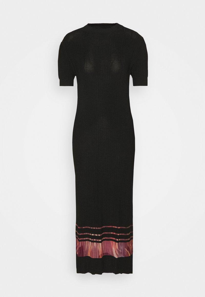 Desigual - VEST MISURI - Maxi dress - black