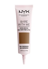 Nyx Professional Makeup - BARE WITH ME TINTED SKIN VEIL - Foundation - 10 deep mocha - 1