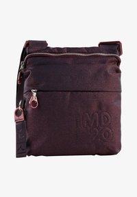 Mandarina Duck - Across body bag - blackberry syrup - 0