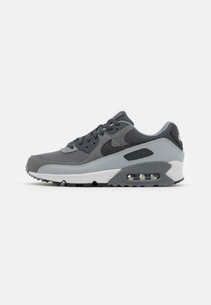 AIR MAX 90 - Sneakersy niskie - anthracite/black/dark grey/cool grey/stadium grey/pure platinum