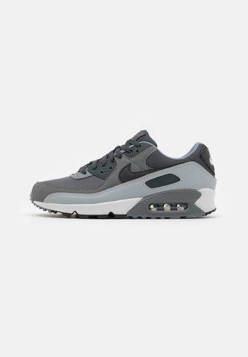 AIR MAX 90 - Trainers - anthracite/black/dark grey/cool grey/stadium grey/pure platinum